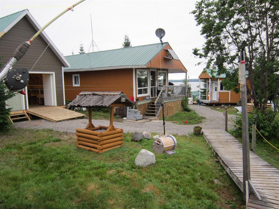 chalet à louer Saguenay-Lac-St-Jean, Saint-Ludger-de-Milot (pic-6)