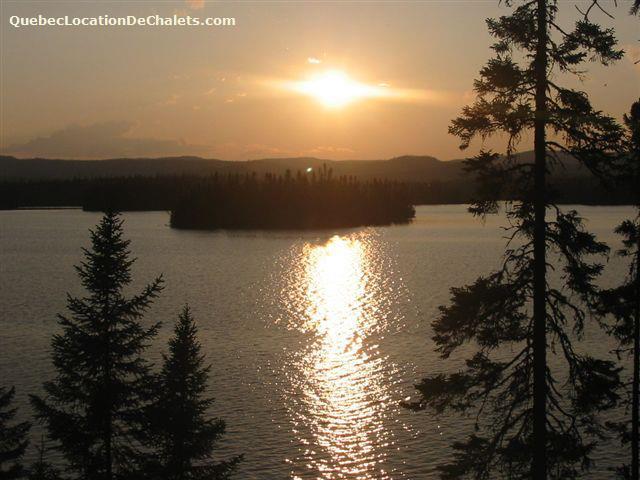 chalet à louer Saguenay-Lac-St-Jean, Saint-Ludger-de-Milot (pic-7)