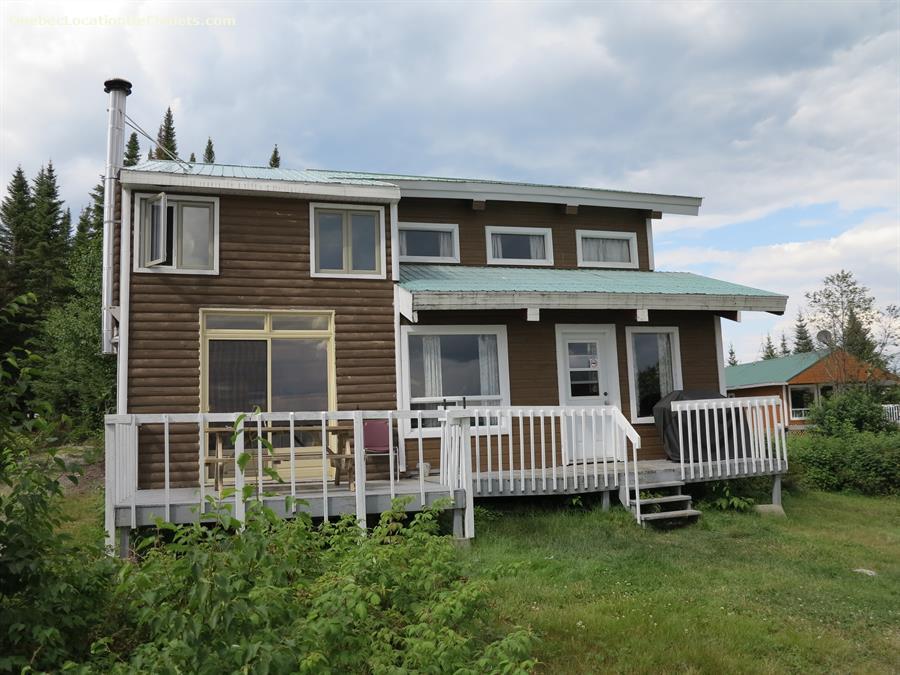 chalet à louer Saguenay-Lac-St-Jean, Saint-Ludger-de-Milot (pic-8)
