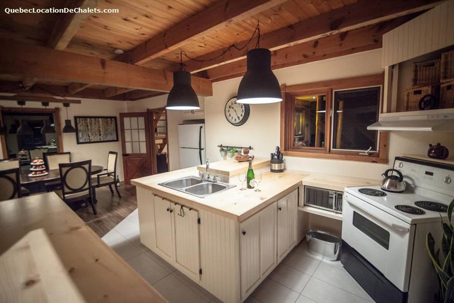 cottage rental Lanaudière, Sainte-Mélanie (pic-4)