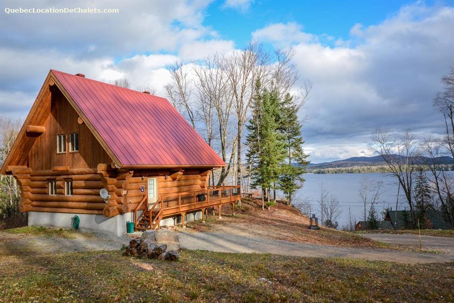 chalet à louer Outaouais, Lac des Plages (pic-1)