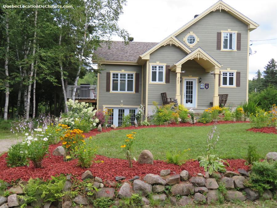 cottage rental Lanaudière, Saint-Côme (pic-1)