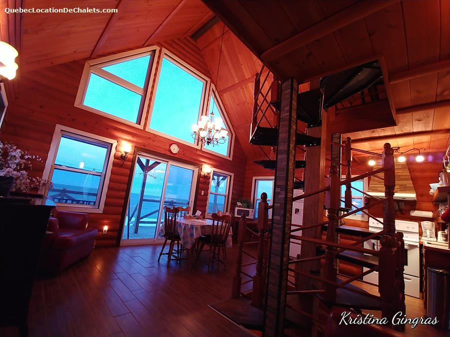 cottage rental Gaspésie, Anse-au-Griffon (pic-10)