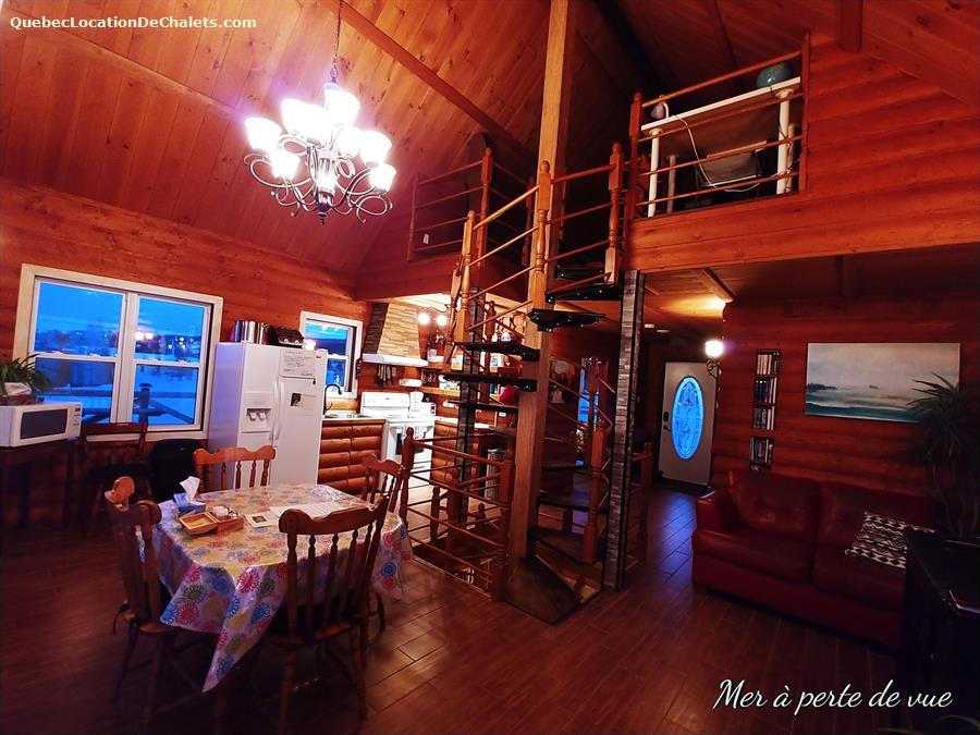 cottage rental Gaspésie, Anse-au-Griffon (pic-12)