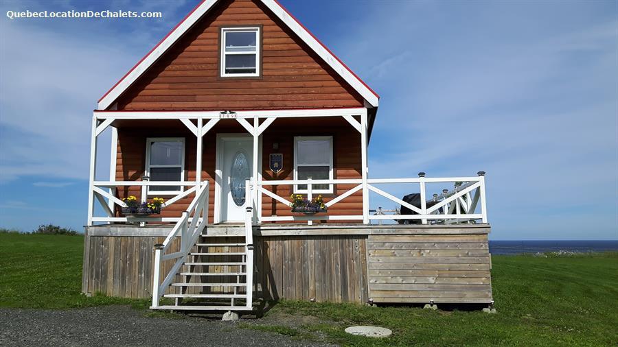 cottage rental Gaspésie, Anse-au-Griffon (pic-1)