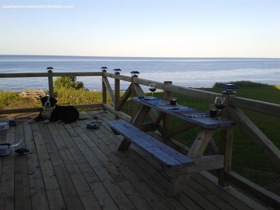 cottage rental Gaspésie, Anse-au-Griffon (pic-3)