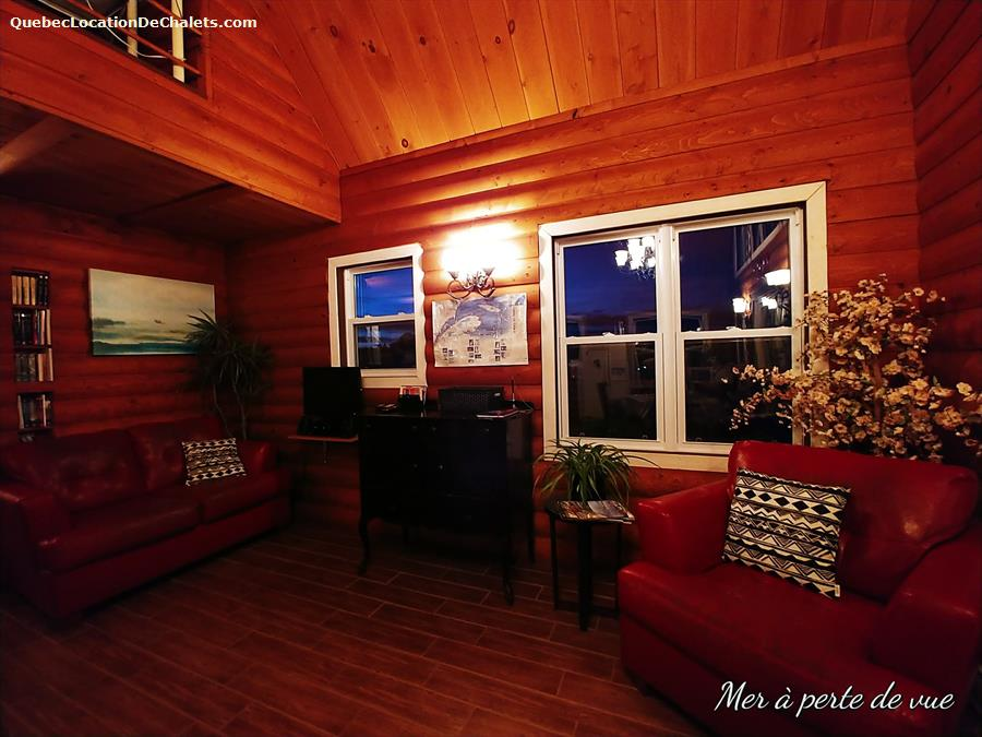cottage rental Gaspésie, Anse-au-Griffon (pic-8)