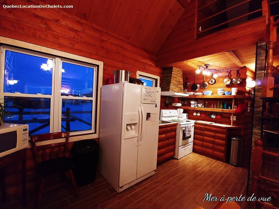 cottage rental Gaspésie, Anse-au-Griffon (pic-9)