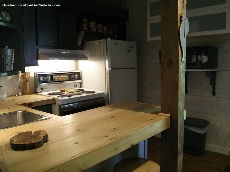 cottage rental Laurentides, Saint-Adolphe d'Howard (pic-7)