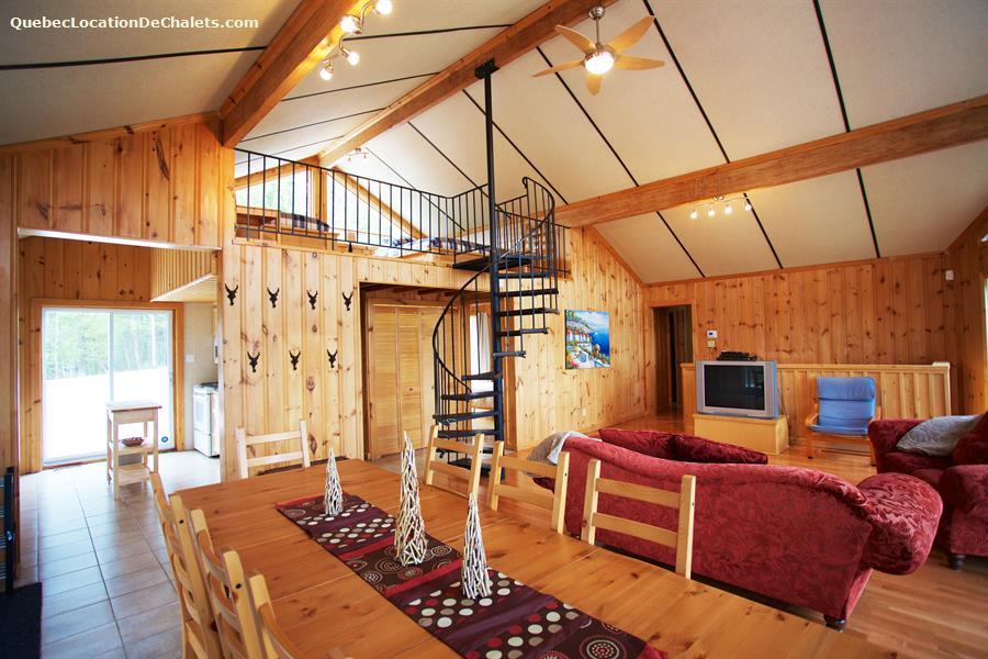 cottage rental Outaouais, Bouchette (pic-3)