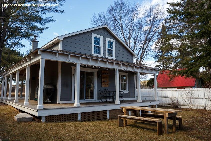 cottage rental Québec, La Conception (pic-13)