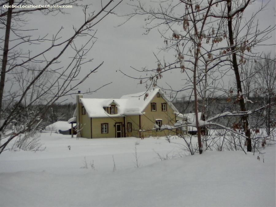 cottage rental Outaouais, Low (pic-10)