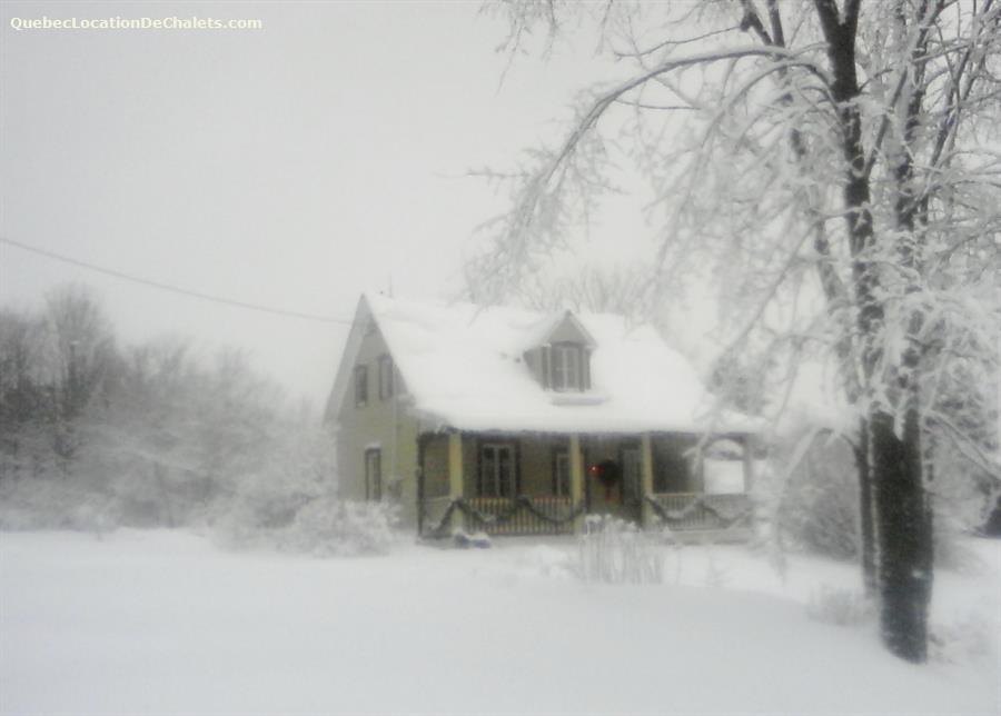 cottage rental Outaouais, Low (pic-1)