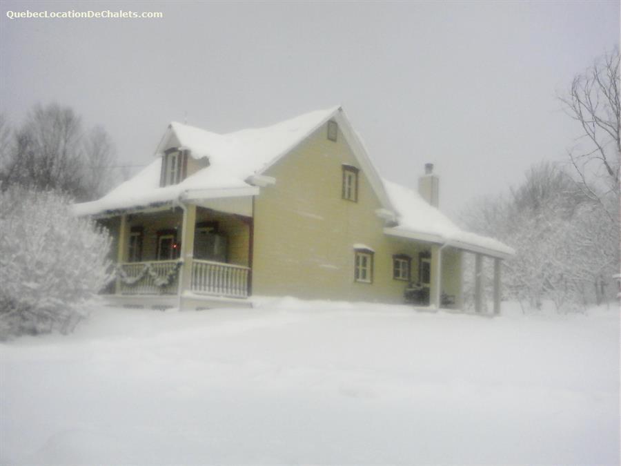 cottage rental Outaouais, Low (pic-12)