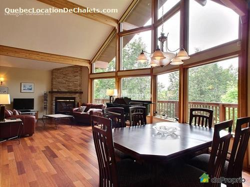 cottage rental Estrie/Cantons-de-l'est, Orford (pic-3)