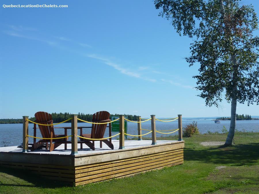 chalet à louer Saguenay-Lac-St-Jean, Saint-Henri-de-Taillon (pic-2)