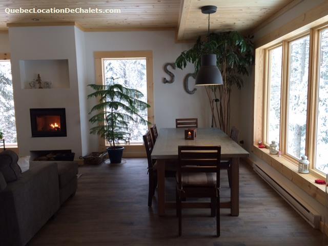 cottage rental Lanaudière, Chertsey (pic-2)