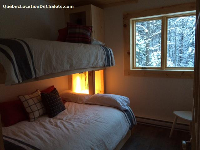 cottage rental Lanaudière, Chertsey (pic-7)