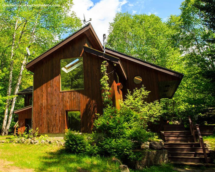 Chalet A Louer Laurentides Lac Superieur Cedar House Mont