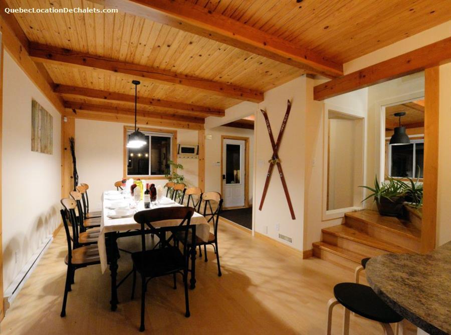 cottage rental Lanaudière, Sainte-Mélanie (pic-5)