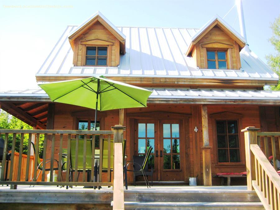 chalet à louer Charlevoix, Petite-Rivière-Saint-François (pic-1)