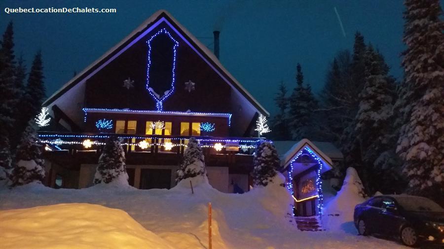 chalet à louer Saguenay-Lac-St-Jean, Saint-David-De-Falardeau (pic-2)