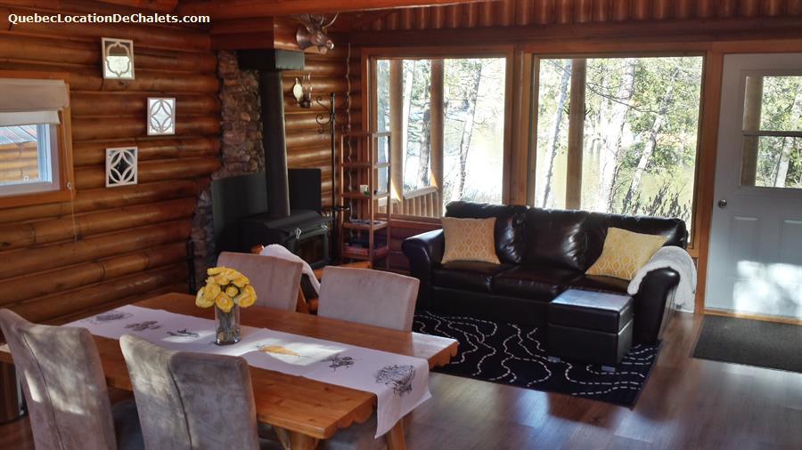 cottage rental Laurentides, Labelle (pic-2)