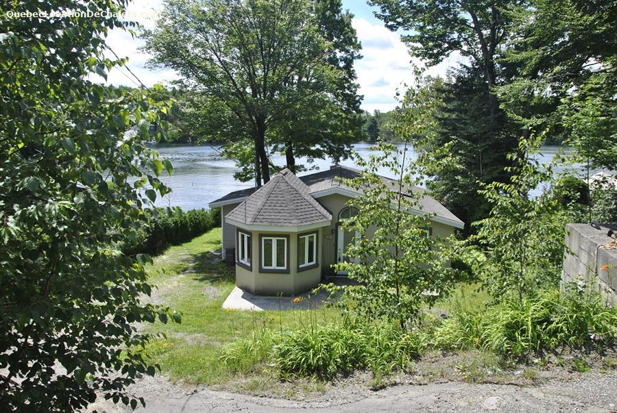 Waterfront Cottage Rentals In Saint Calixte Vacation