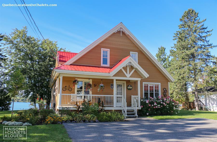 cottage rental Estrie/Cantons-de-l'est, Tingwick (pic-1)