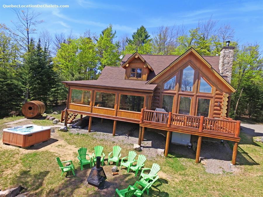 chalet à louer Laurentides, Morin-Heights  (pic-13)