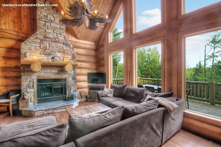 chalet à louer Laurentides, Morin-Heights  (pic-2)