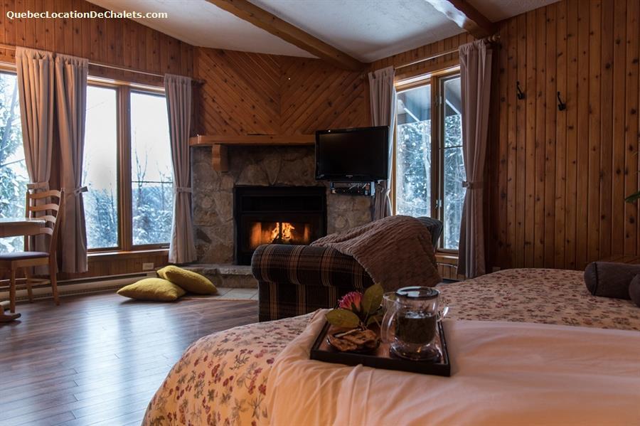 cottage rental Laurentides, Val-David (pic-1)