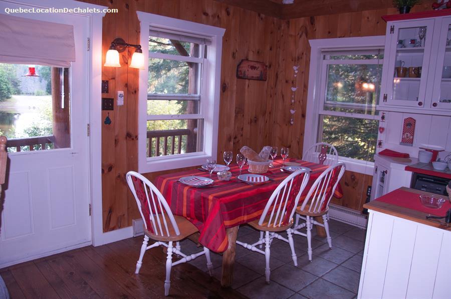 cottage rental Laurentides, Wentworth-Nord (pic-3)