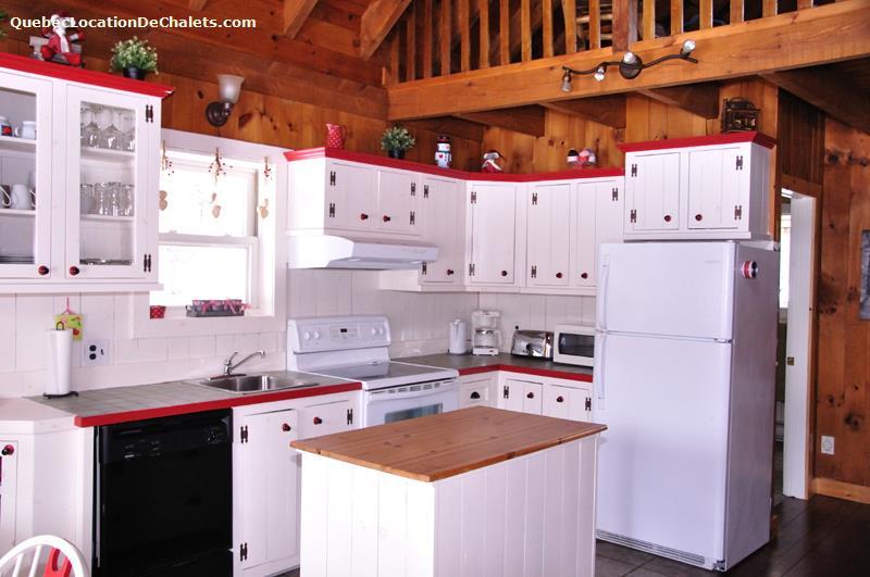 cottage rental Laurentides, Wentworth-Nord (pic-5)