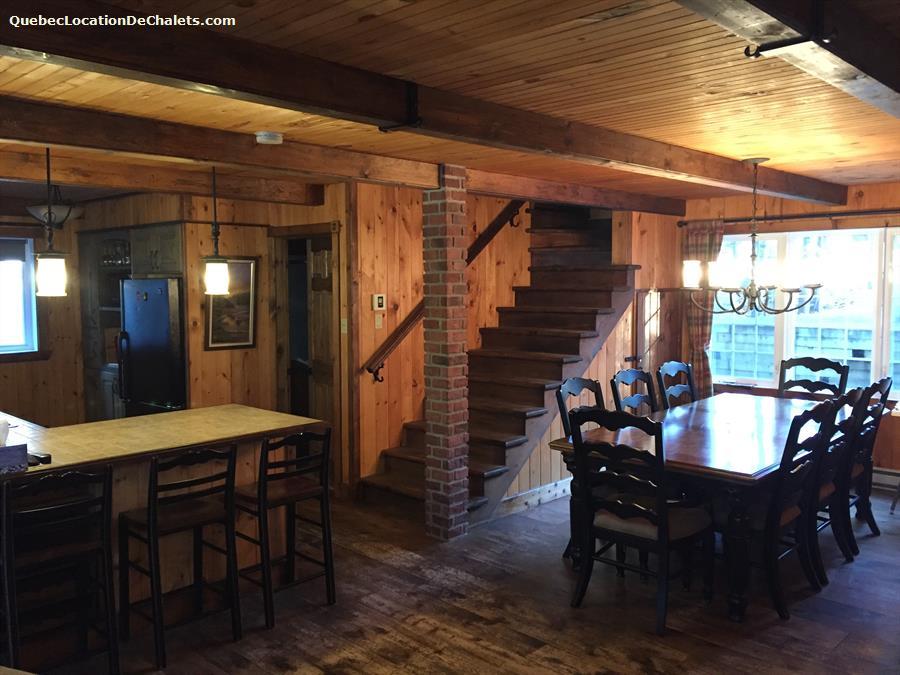cottage rental Laurentides, Saint-Adolphe d'Howard (pic-10)