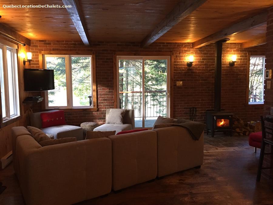 cottage rental Laurentides, Saint-Adolphe d'Howard (pic-2)