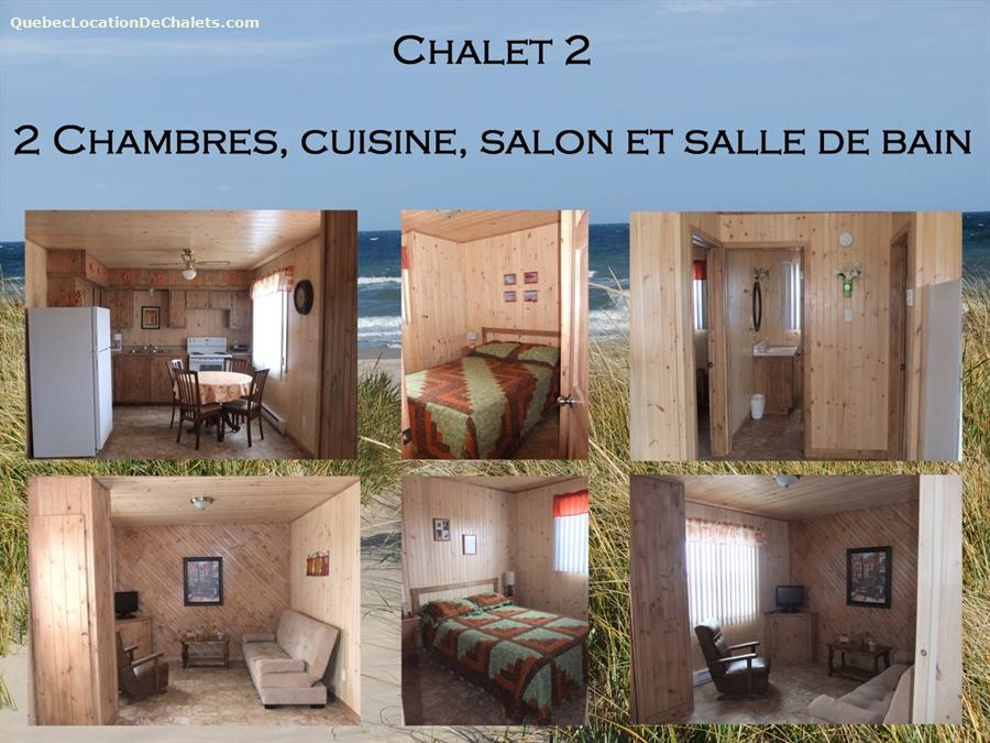 chalet à louer Îles-de-la-Madeleine, Havre-aux-Maisons (pic-2)