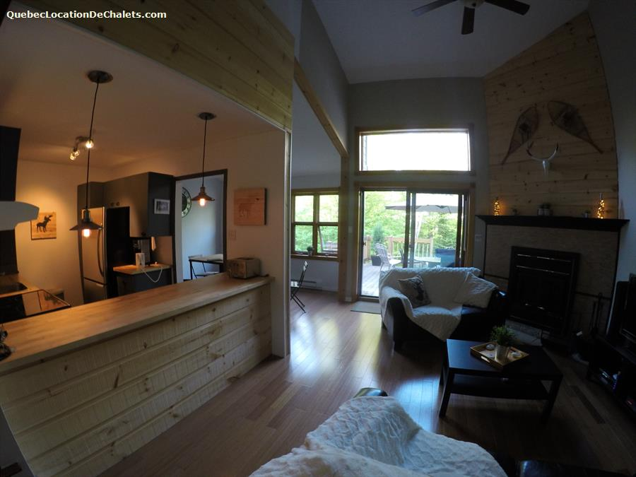 chalet à louer Laurentides, Morin-Heights  (pic-4)