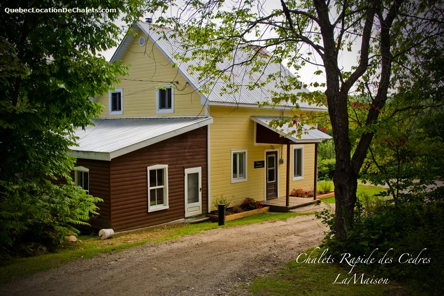 chalet a louer 8115 Laurentides (photo-5)