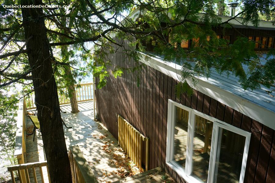 cottage rental Bas Saint-Laurent, Saint-Juste-du-Lac (pic-1)