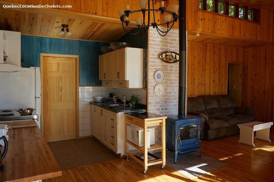 cottage rental Bas Saint-Laurent, Saint-Juste-du-Lac (pic-2)