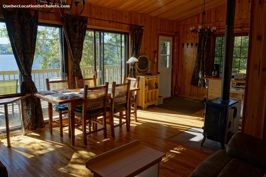 cottage rental Bas Saint-Laurent, Saint-Juste-du-Lac (pic-3)