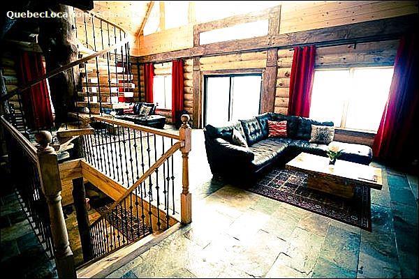 cottage rental Laurentides, Wentworth-Nord (pic-2)
