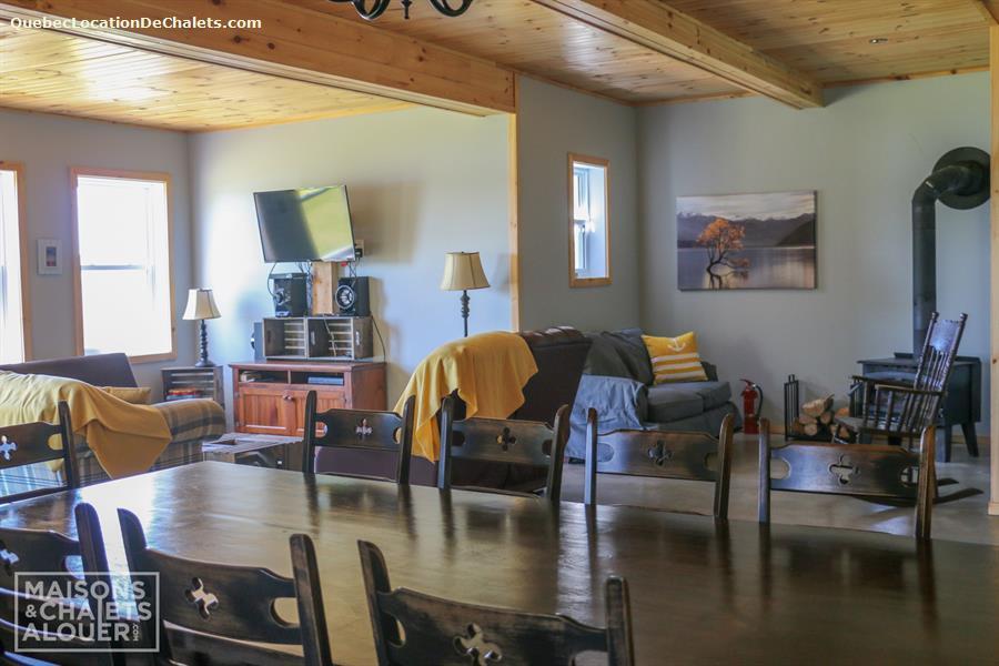 cottage rental Estrie/Cantons-de-l'est, Tingwick (pic-9)