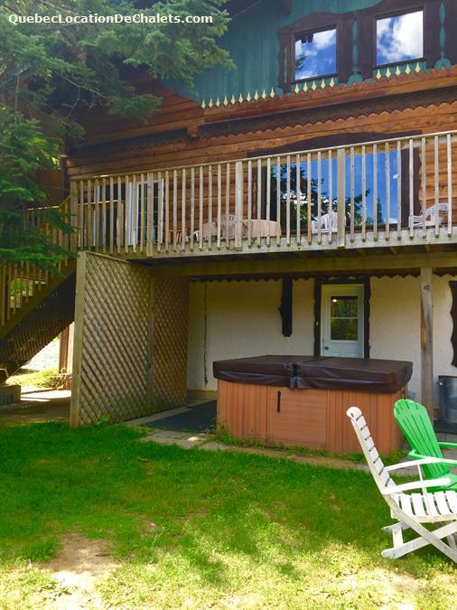 cottage rental Laurentides, Sainte-Agathe-des-Monts (pic-13)