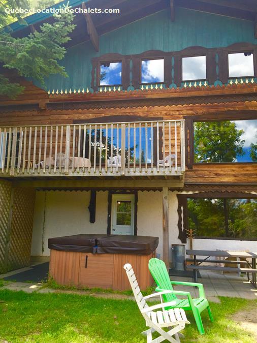 cottage rental Laurentides, Sainte-Agathe-des-Monts (pic-1)