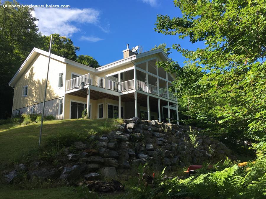 cottage rental Mauricie, Lac-aux-Sables (pic-1)