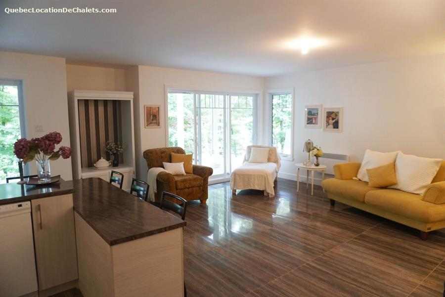 cottage rental Mauricie, Lac-aux-Sables (pic-3)