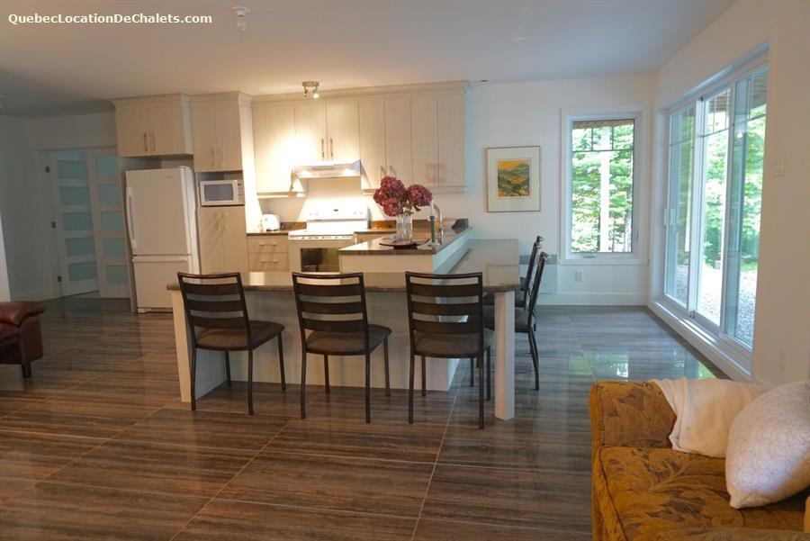 cottage rental Mauricie, Lac-aux-Sables (pic-4)
