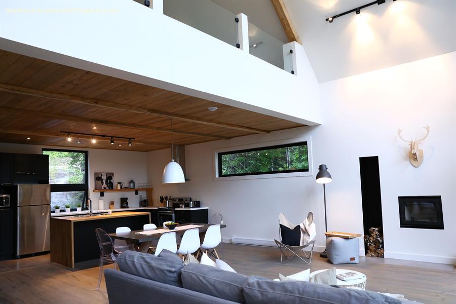cottage rental Lanaudière, Chertsey (pic-4)